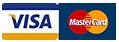 Payment Visa Mastercard